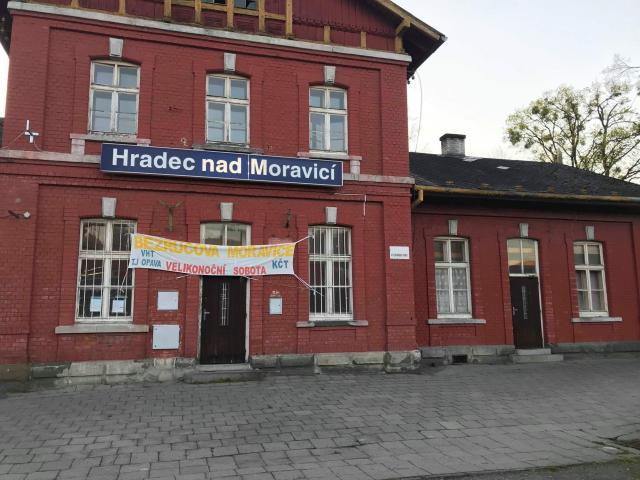 1 - Hradec nad Moravici vítá