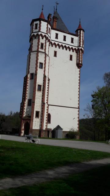 8 - Bílá věž