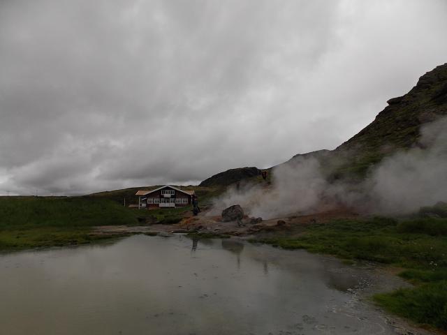 Vodopád Skogarfoss