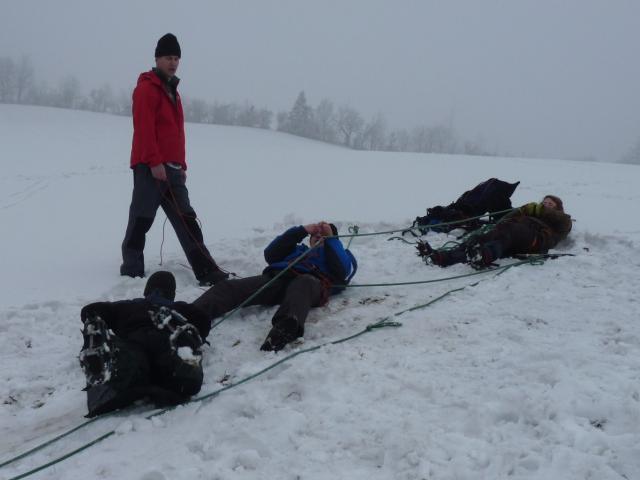 Minimum VHT - Zimní výcvik,17.2.2013 Hradec nad Moravici